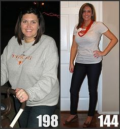This is a great blog about losing weight, and this lady is HILARIOUS.