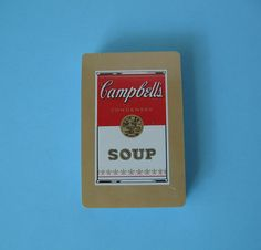 Campbell's Soup Can Stamp