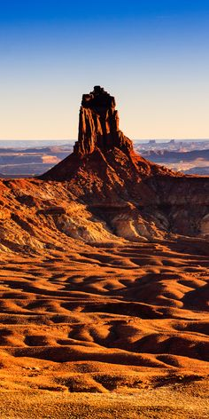 The Tower, Moab - Canyonlands National Park, Utah.