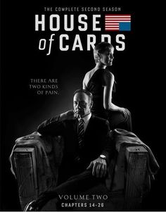 House of Cards, Season 2  http://encore.greenvillelibrary.org/iii/encore/record/C__Rb1370335