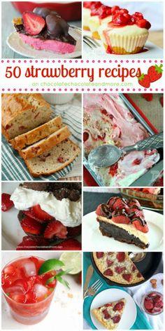 50 Strawberry Recipes