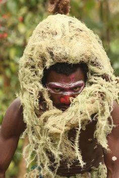 Warrior - Papua New Guinea פפואה גינאה החדשה www.papua-by-raz.co.il