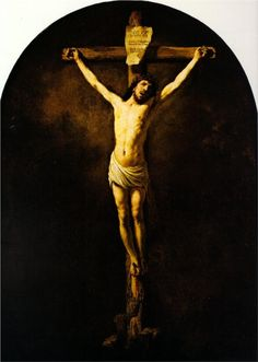 religion, rembrandt van, atheism, jesus, art, christ, crosses, 1631, van rijn