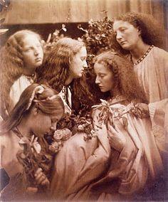 Photograph, The Rosebud Garden of Girls - 1868