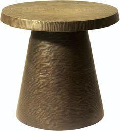 Drum Table from Corbin Bronze Ltd.