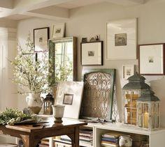 Living room wall idea...perfect colors :-)