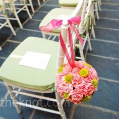 Easy floral ball