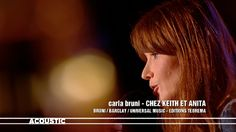TV5MONDE : Acoustic - CARLA BRUNI