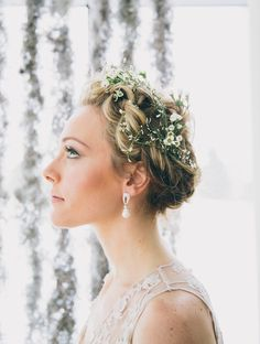 #hairstyles  Photography: Jamie Davis At Greenhouse Loft - greenhouseloftphoto.com/  Read More: http://www.stylemepretty.com/little-black-book-blog/2014/06/02/bohemian-bayou-wedding-inspiration/