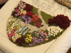 2013 Show Tell - Woolwrights Rug Hooking Guild