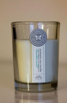 The Honest Co. 'Lavender Mint' Aromatic Candle