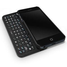 Apple iphone 5 keyboard buddy case