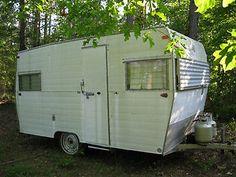 1966 Shasta Airflyte Camper