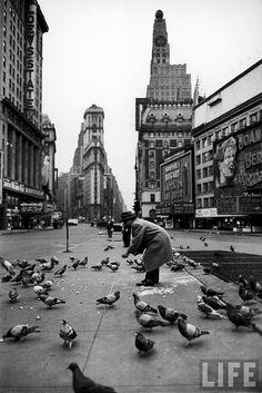 Vintage Street Scenes