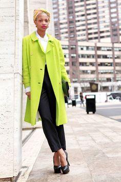 nima ford model from new york | Nima Ford, Stylist, New York