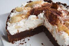 Čokoládová torta s karamelom