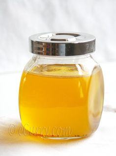 Ghee (Clarified Butter)