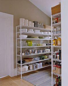 the no pantry, pantry