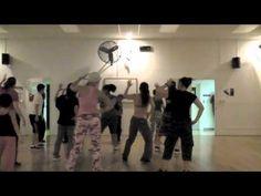 Dance Fitness - Tambourine (Hip Hop)