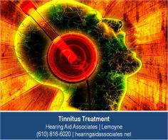 http://www.hearingaidassociates.net – People with tinnitus in Lemoyne live in a world where there is no silence just a constant barrage of noise coming from nowhere.  There are therapies and treatments available to reduce the ringing and its interference with your life. Contact the experts at Hearing Aid Associates for an initial assessment.