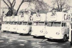 The First vending trucks