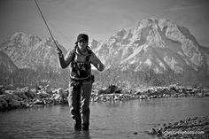 Fly Fishing.