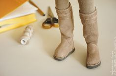 Обувь на куклу своими руками 64
