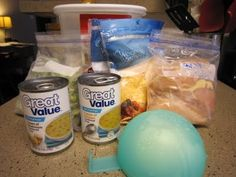 Living a Changed Life: Recipe Review: Chicken and Rice