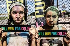 Will Run For Color