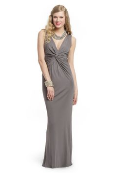Silver Bullet Gown