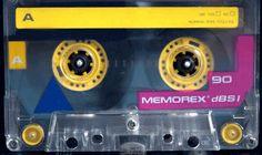 animation, boxes, art, 1980s, memori lane, memories, tapes, memory lane, cassett
