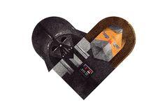 Versus / Hearts by Dan Matutina, via Behance