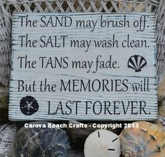 Salt May Brush Off, Tans May Fade - Beach Decor - Beach Signs - Beach Wall Decor -  Coastal Decor - Painted, Wood - Beach House on Etsy, $38.00