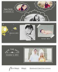 Frame Me FB Timeline Covers