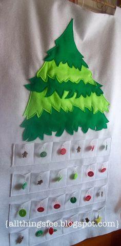 @All Things Fee : Sews: Advent Calendar #fabulouslyfestive