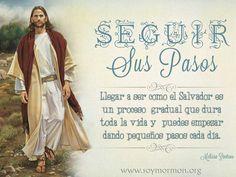 Tema de Octubre del Programa Ven Sigueme: Venir a Cristo  #SoyMormon #Mormones #Cristianos  Seeking the One, por Liz Lemon Swindle.