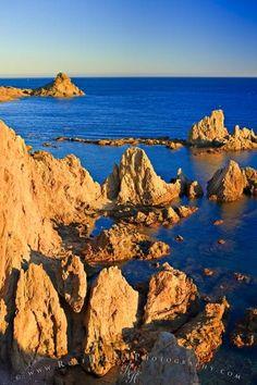Parque Natural de Cabo de Gata, Costa de Almeria, Province of Almeria, Spain