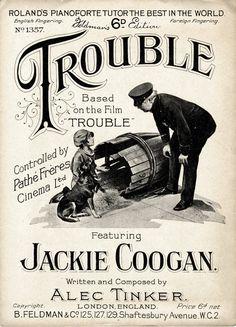 Trouble - Jackie Coogan