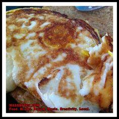 MassBytes: Lazy Cook: Fried Egg Omelet