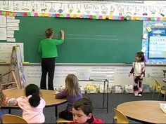 Kindergarten Pre-Writing Lesson: Building Sentences