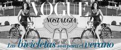 Las bicicletas son para el verano: las imágenes más bellas de Rita Hayworth, Marilyn Monroe, Lauren Bacall y Cía. sobre dos ruedas.