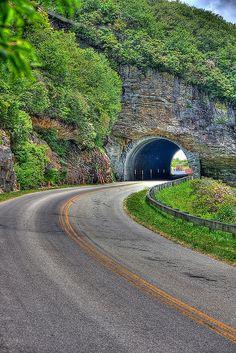Blue Ridge Parkway N