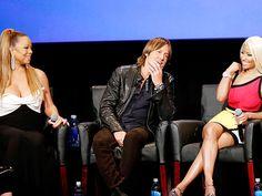 TALKING POINT photo | Keith Urban, Mariah Carey, Nicki Minaj