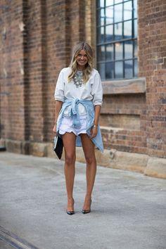 Australia Fashion Week Spring 2013