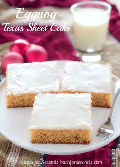 Eggnog Texas Sheet C