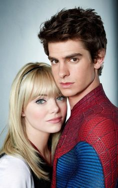 Andrew Garfield and Emma Stone. Want to see this sooo badly!