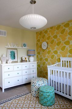 mixed pattern nursery