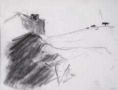 Tim Dayhuff - drawing - after Wyeth