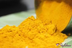 turmeric for fading stretch marks removal