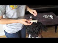 Comb Coils (Chocolate Hair / Vanilla Care)